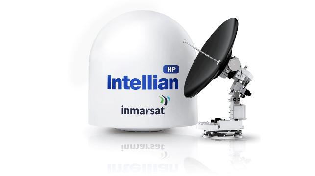 Intellian Launches Higher Power GX Terminal - GX100HP