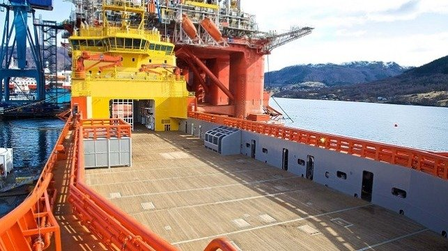 Caption: Viking Lady in operation. The FellowSHIP project successfully explored the use of battery, hybrid and fuel cell technology in the maritime industry (Source: DNV GL / Eidesvik)