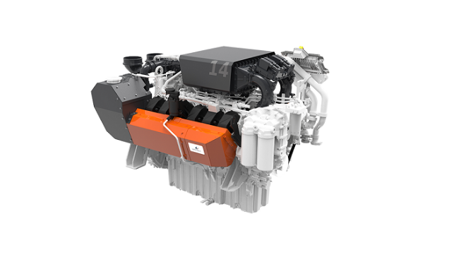 The new Wärtsilä 14 high-speed engine is expected to set a benchmark standard based on its compact design, and financial, operational, and environmental benefits.