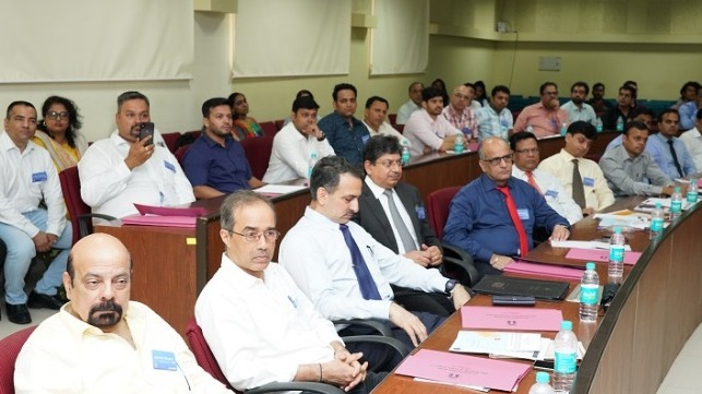 Delegates discuss mental health issues at Tata Institute of Social Sciences