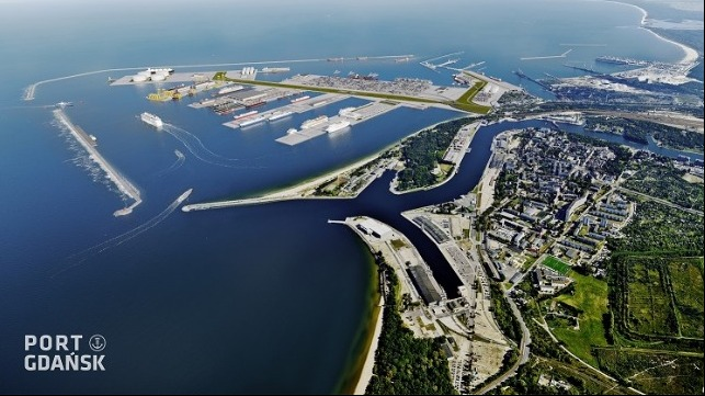 Port of Gdansk expansion