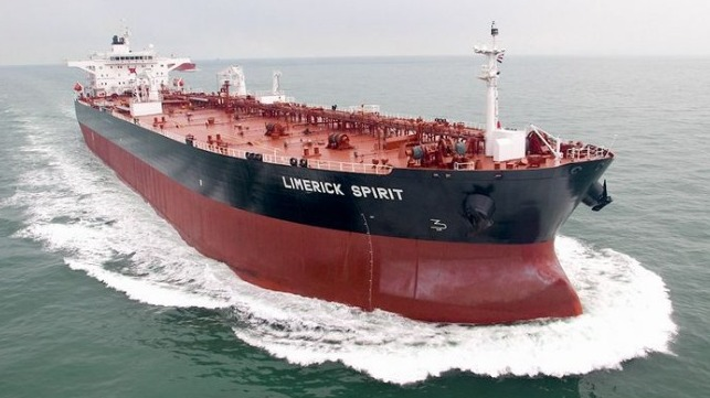 Teekay vessel
