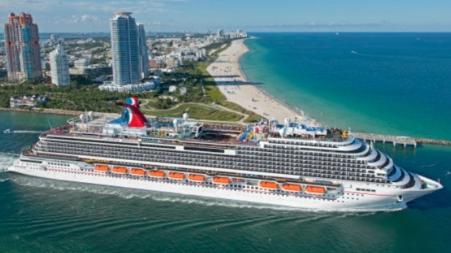 Carnival Cruise Line >> Chartco To Provide Carnival Cruise Line Fleet With