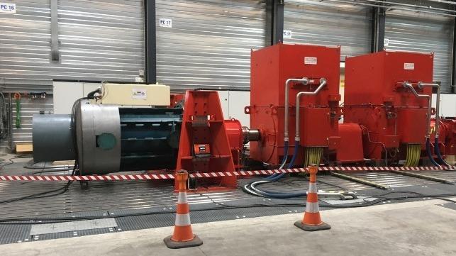 Damen Tests Unique Permanent-Magnet Dredge Pump Motor