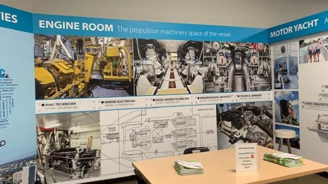 Engine Room Wall