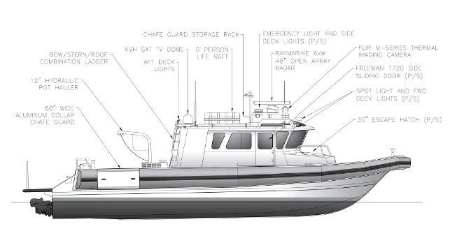 Moose Boats Wins Contract For California Game Warden Patrol Boat