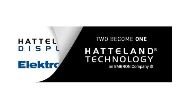 Hatteland Display and Elektronix Merge to Form Hatteland Technology