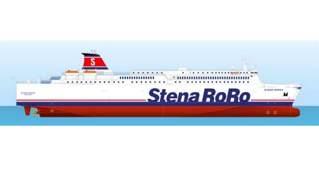 Stena RoRo Acquires RoPax Vessel in Japan