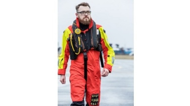 Survitec's new immersion suits are being supplied as part of an all-encompassing maintenance contract with Centrica Storage.