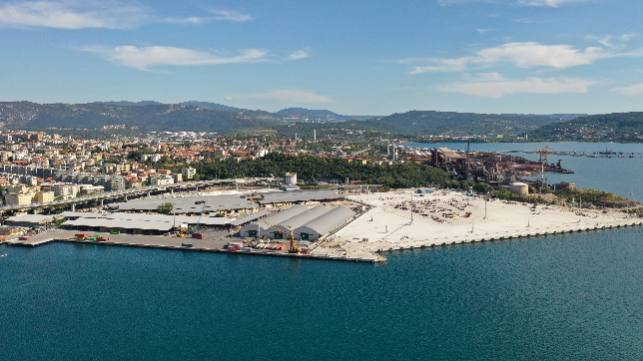 Adriatic port of Trieste to expand with HHLA investment
