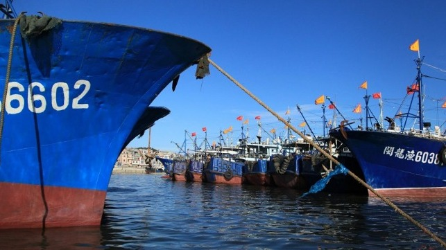fishing vessels china