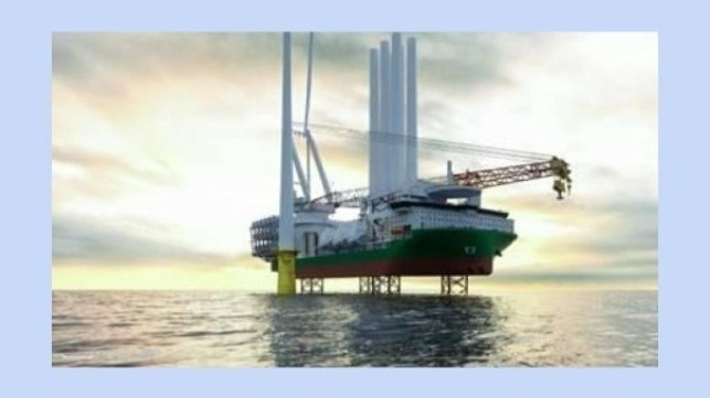 Versatility And Customization Take Centre Stage In The New Wind Turbine Installation Vessel (Wtiv) The Atlas C-class