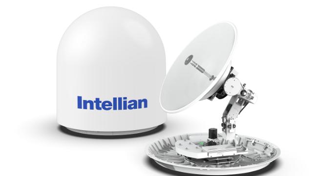 Intellian V85NX antenna