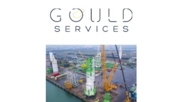 Gould Services Provides Assembly and Lift Operations for Deme Project Saint Nazaire Offshore Windfarm