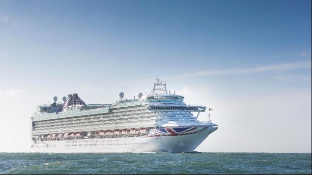 © P&O Cruises – Azura