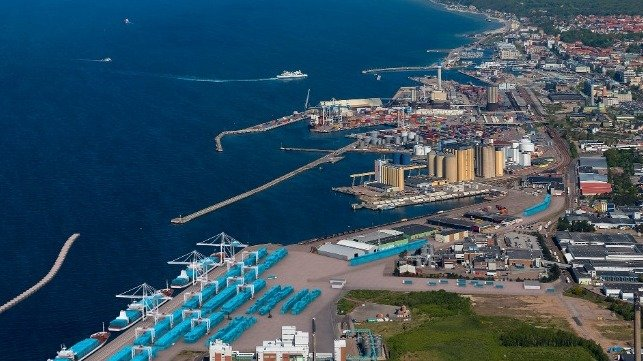 Construction of the new containerport in Port of Helsingborg can, at the earliest, begin in 2026, and is expected to be commissioned in 2028