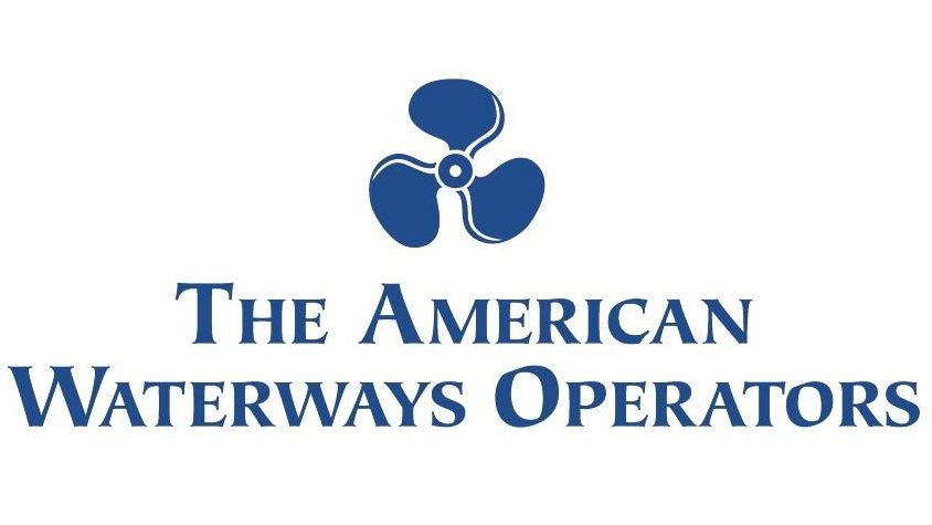 american waterways operators logo