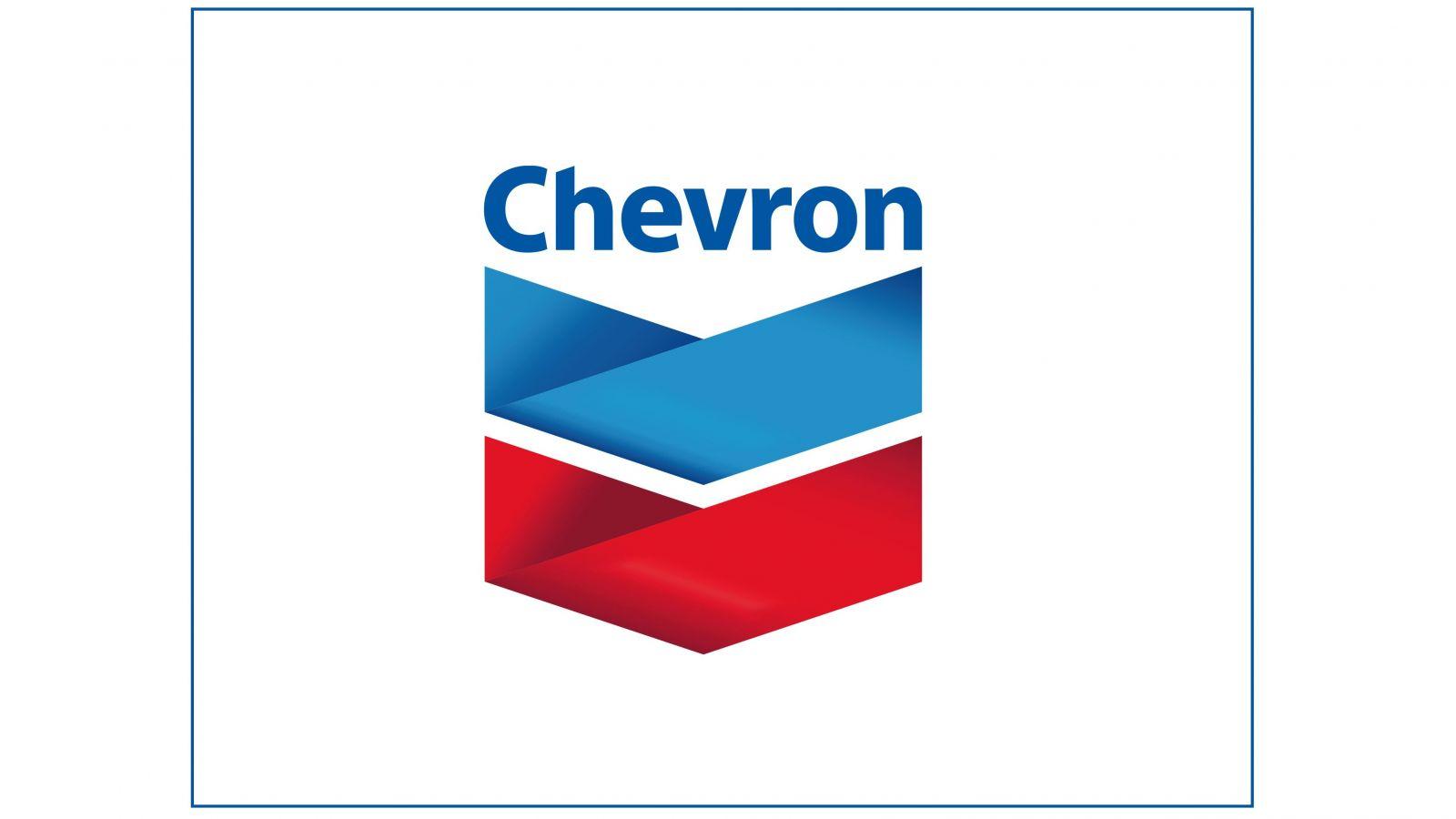 Chevron Marine Lubricants logo