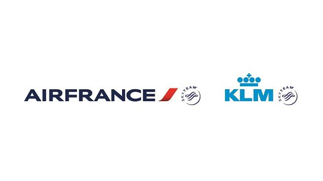 Air France and KLM logo
