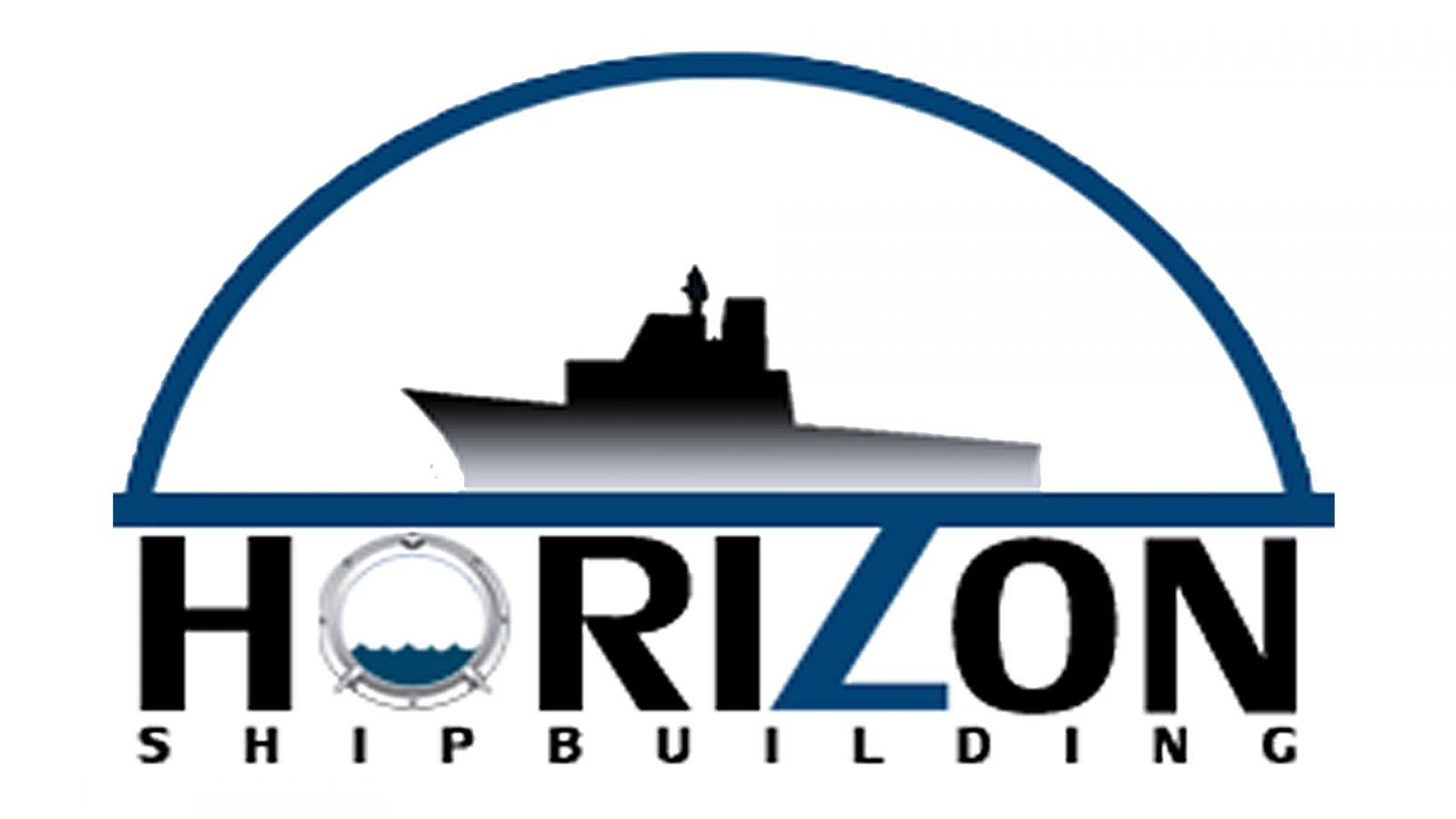 Horizon Shipbuilding logo