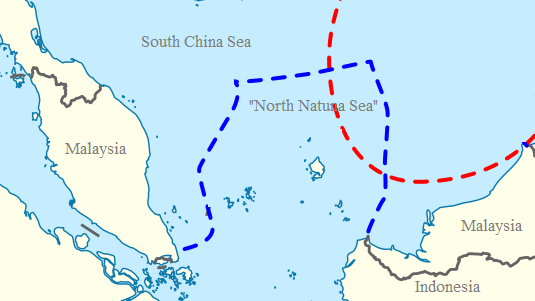 Indonesia Renames Its Portion of the S. China Sea
