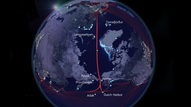 The Arctic Shipping Route No One's Talking About
