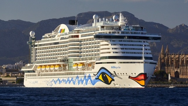 AIDA and German cruise lines moved forward with cruise resumption
