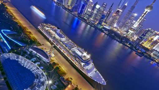 Asian Cruise Tourism Continues Rapid Growth