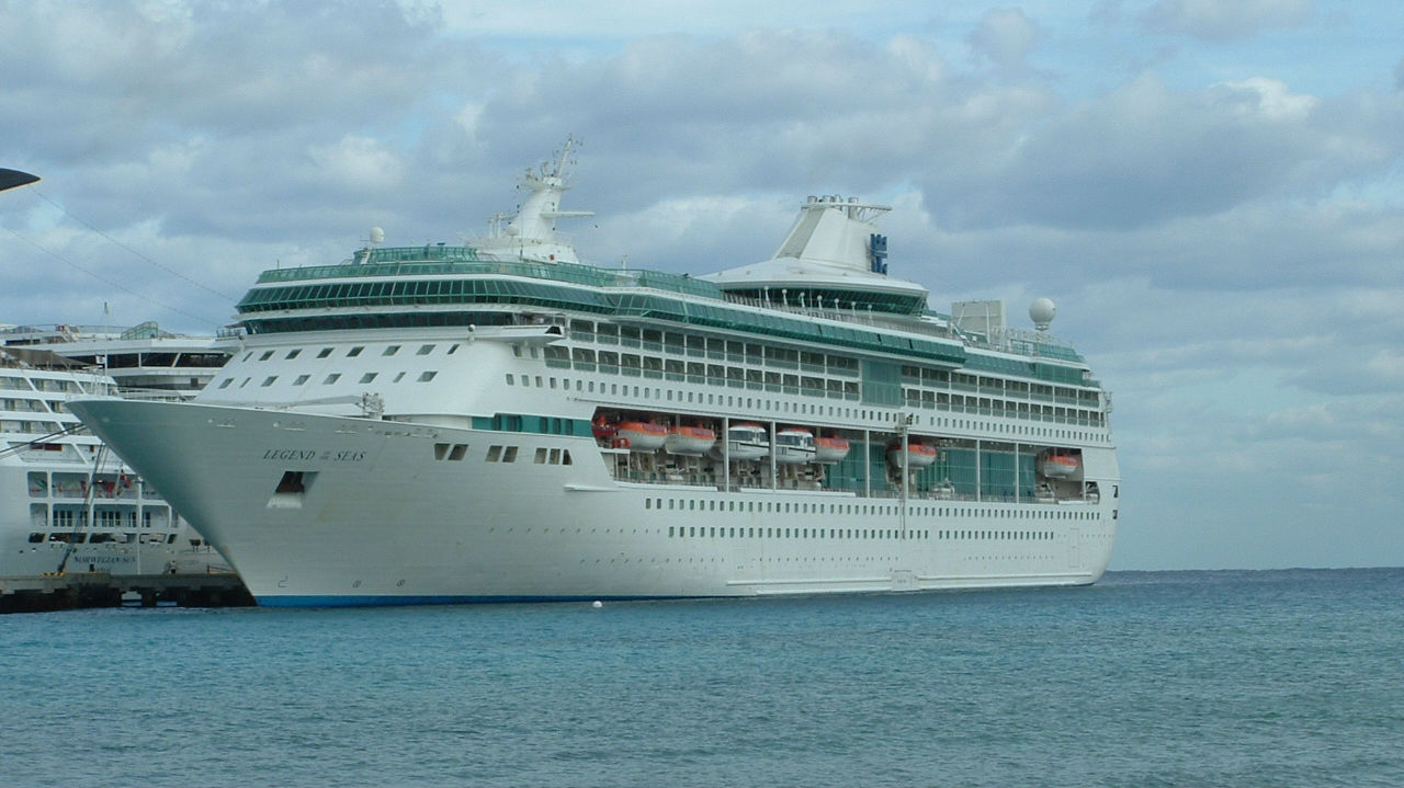 Legend Of The Seas Hit By Sickness