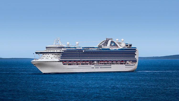 The Ruby Princess Cruise Ship Fitbudha Com