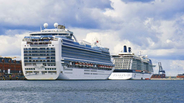 Cruise Lines Test Baltic Port Reception Facilities