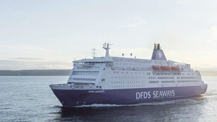 DFDS Celebrate 150 Years In Business