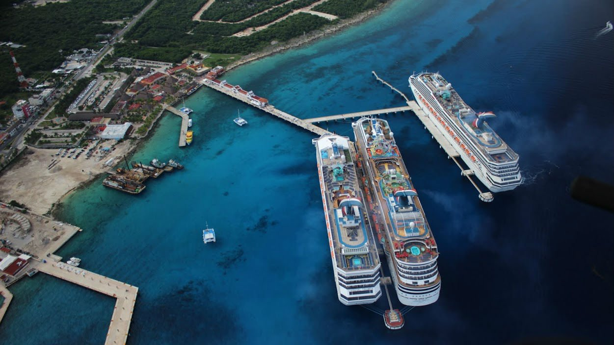 New Cruise Terminal At Caribbean39s MostVisited Port