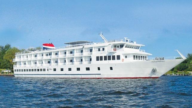 American small ship cruises resume