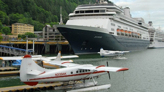 cruise shutdown caused severe economic impact to Alaska and Pacific Northwest