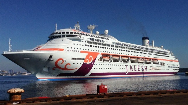 Indian cruise suspends operations appeals for crew welfare
