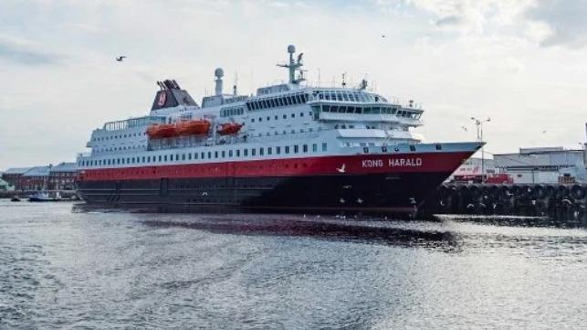 Hurtigruten mains Norwegian coastal service