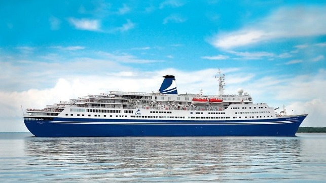 historic passenger ship to be scrapped