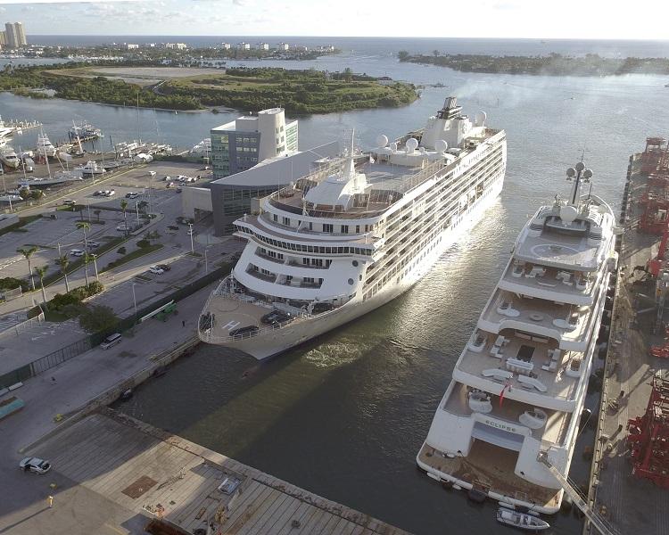 Cruise Industry Flourishing At Florida S Regional Ports