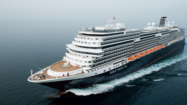 file photo of Koningsdam