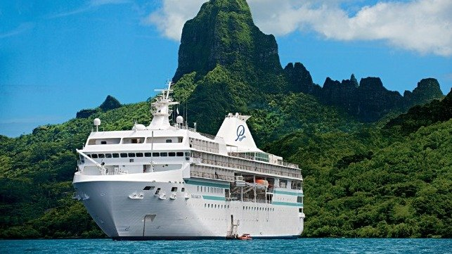 The Paul Gauguin (file image courtesy Paul Gauguin Cruises)