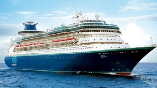 Pullmantur Cruises becomes the first of the cruise lines to succumb planning to reorganize