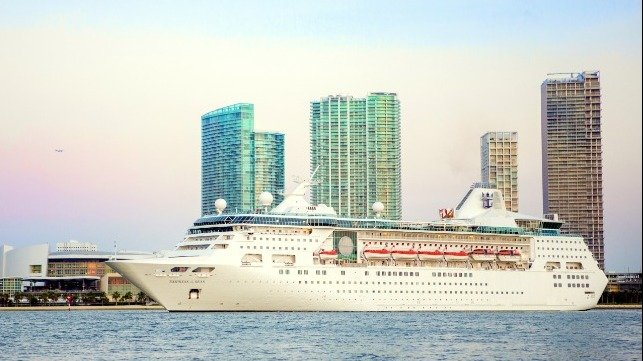 Royal Caribbean sells its oldest and smallest cruise ships