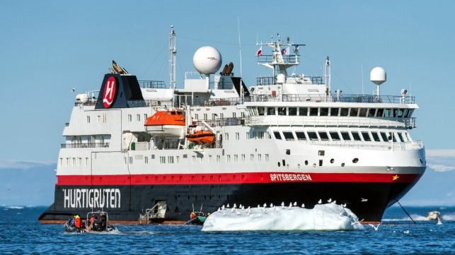Norwegian company Hurtigruten is accelerating its plans to resume cruising while much of the industry continues to be suspended