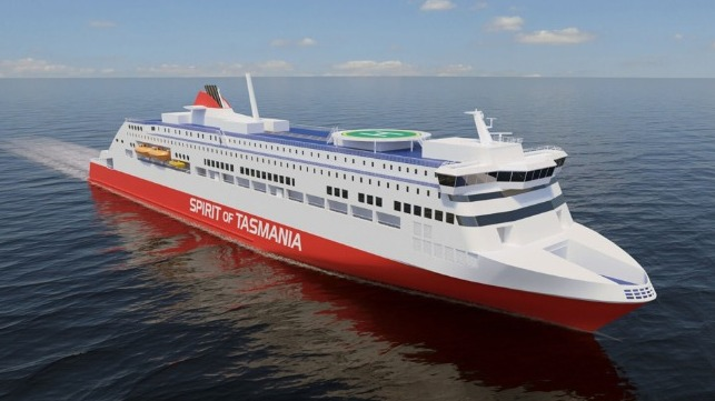 Tasmania orders Finnish built ferries