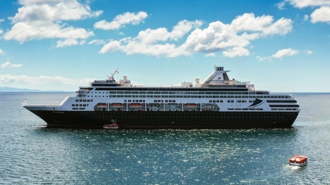 Portuguese Mystic Cruises buys cruise ship in CMV auctions