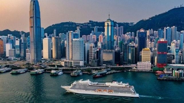 China and Viking launch JV cruise line