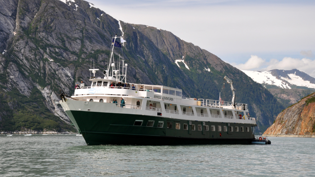 Wilderness Adventurer in Alaska became latest cruise ship to curtail operations due to COVID-19