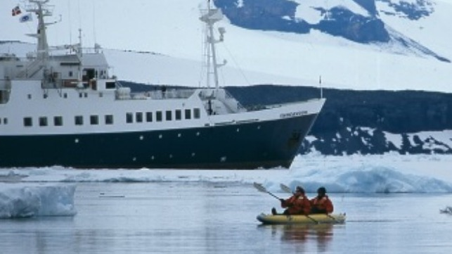 Market for Expedition Cruising Evolving Rapidly