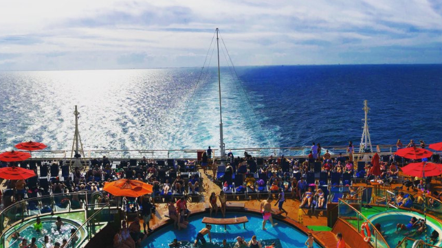 Carnival Cruise Line Bans